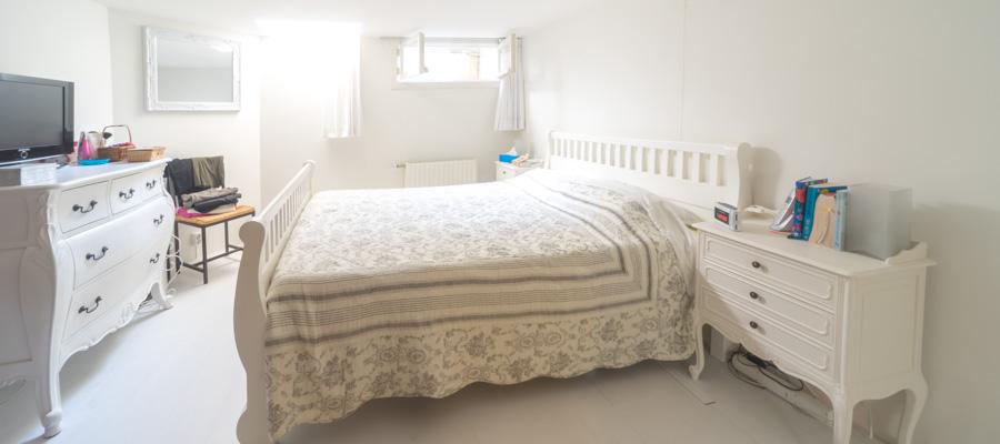 verbouwing appartement met grote kelder