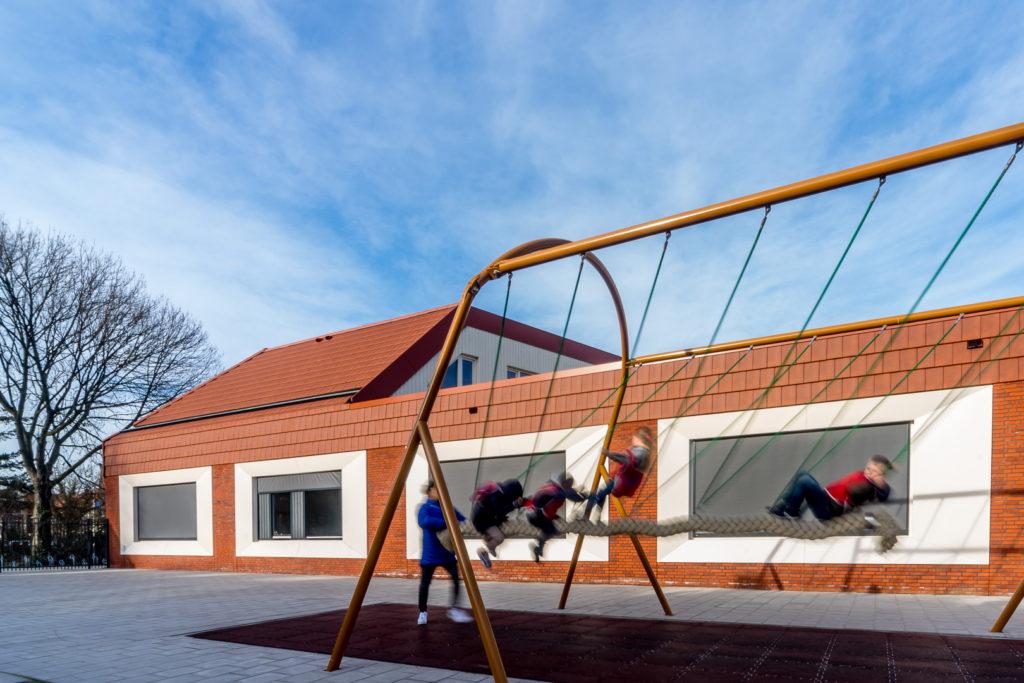 nieuwbouw OBS Herman Gorter Zaandam